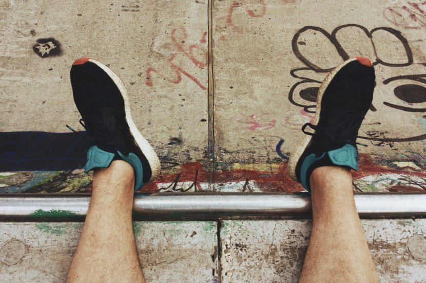 hekeko ist live - Skaterampe