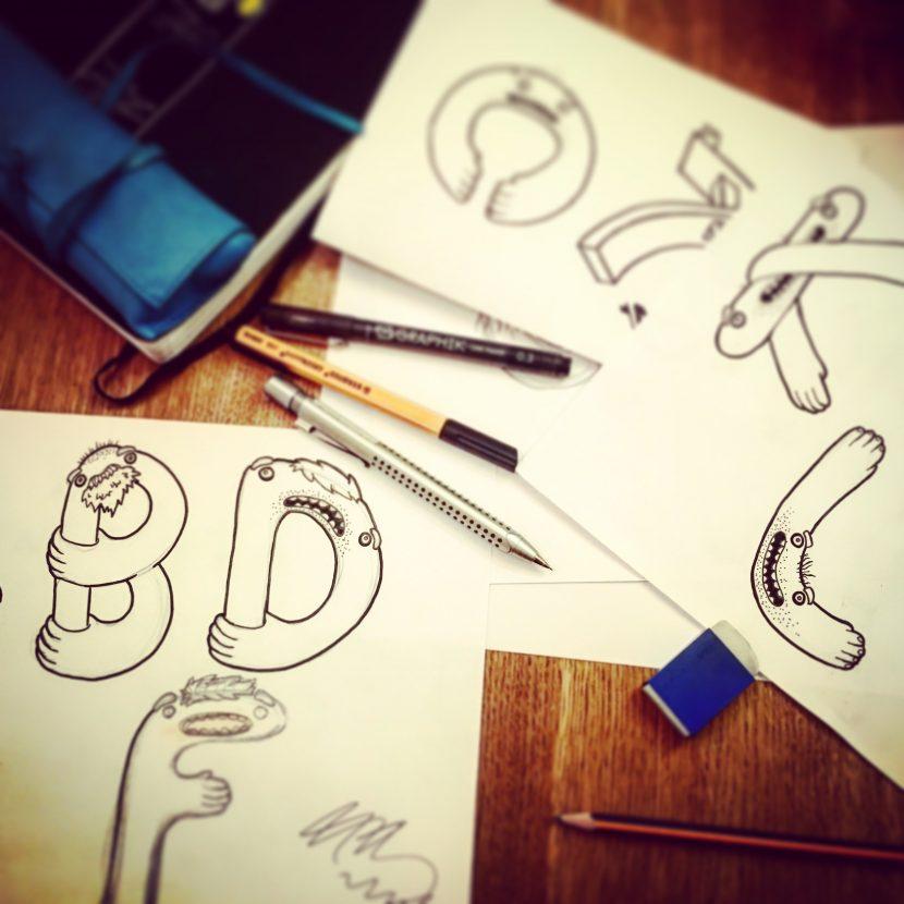 hekeko-typography-abcharacters